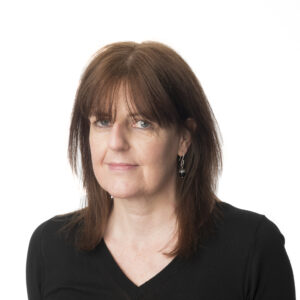 Fiona O'Donnell : Legal Secretary